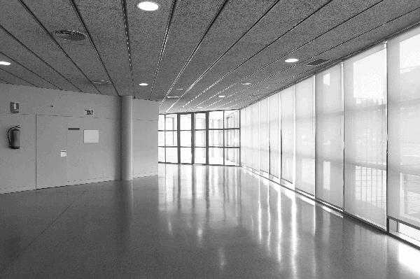 Big White Clean Room