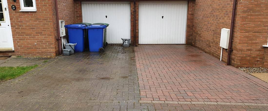 Should I pressure wash my driveway