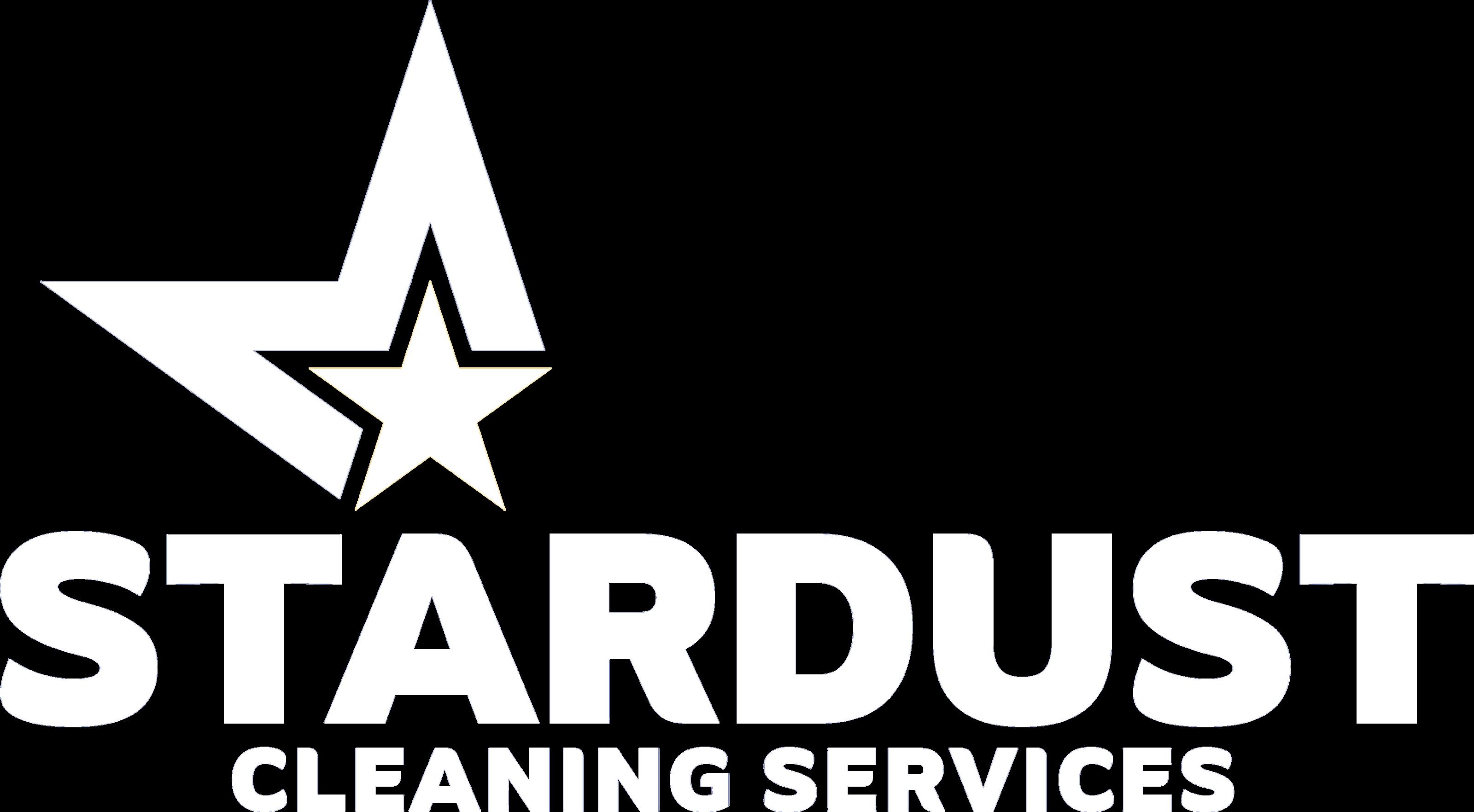 Stardust Logo White